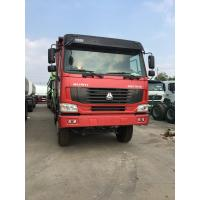 Wholesale Sinotruck HOWO 6x4  Heavy Duty Dump Truck With 10 Tyres 340HP Engine from china suppliers