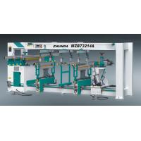 Wholesale Solid Wood Board Drilling Multi Boring Machine With PLC Micro Computer Control System from china suppliers