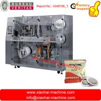 Wholesale coffee pod packaging machine from china suppliers