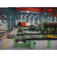 Buy cheap High Efficiency Round Spiral Pipe Milling Machine Easy Maintenance from wholesalers