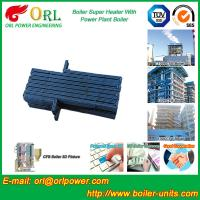 Wholesale Oil Industry Heating Boiler Steam Super Heater 110 MW Rate Factor Heating Elements from china suppliers