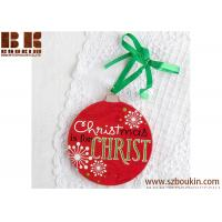 Wholesale Customized Christmas is for... Christmas Magnet Ornament Christmas tree Decoration from china suppliers