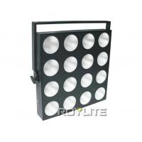 Wholesale high power 45 degree beam angle stage blinder lights , 16pcs 30w RGB 3 in 1 LEDs from china suppliers
