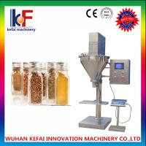 Buy cheap Semi-automatic Milk Powder Dosing Machine, Auger Filling Machine, Auger Filler from wholesalers