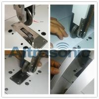 Wholesale Rotatory Ultrasonic Welder For Sealing / Cutting Nylon Laminated Fabric Filtering Paper from china suppliers