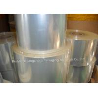 Wholesale High Shrinkage Rate Transparent BOPP Film Is Environmentally Friendly Packaging Materials from china suppliers