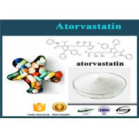 Buy cheap Atorvastatin Calcium Bulking Cycle Steroids CAS 134523-03-8 Cholesterol Treatment Lipid Lowering from Wholesalers