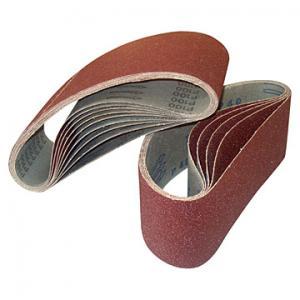 Wholesale GXK51 abrasive belt different materials, aluminium oxide sanding belt from china suppliers
