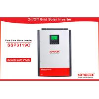 Buy cheap 3kW Pure Sine Wave 48VDC Solar Hybrid Power Inverters for Home Appliances from wholesalers
