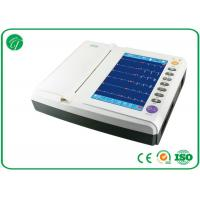 Wholesale CE Approved Portable 12 Channel ECG Machine Alphabetic Keyboard from china suppliers