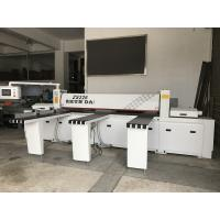 Quality Multi Functional Cnc Panel Saw Machine Humanized Interface With Key Type Dust Cover for sale