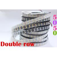 Wholesale 5m / Reel Double Row 24 Volt Rgb Led Strip Warm White Led Flexible Tape Light from china suppliers