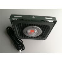 Wholesale 200 x 165 x 140 Mm Dimension Cob Flood Light  With 1pcs 30W High Power Grow LED from china suppliers