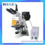 China HANDA fluorescent dissecting microscope upright fluorescence microscope for lab for sale