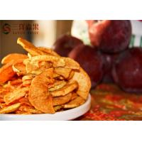 China Healthy Snack Dried Apple Slice Rich In Vitamin E / C Heip To Lose Weight on sale