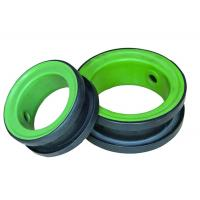 Wholesale Green PTFE Coated EPDM Valve Seat For Resilient Seat Butterfly Valve Durable from china suppliers