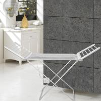 Wholesale electric heated clothes drying rack towel warmer.heated clothes aire.clothes dryer rack from china suppliers