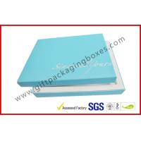 Wholesale Hot-Stamping Coated Paper Board Box, Stylish Printed Rigid Gift Boxes For Promotion from china suppliers