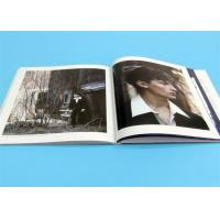 Wholesale Men's Magazine Printing Services With Sewing Perfect Binding 216mm x 280mm from china suppliers