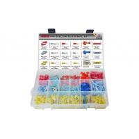 Wholesale 454 Pieces Nylon Terminal Kit , Auto Emergency Tool Kit from china suppliers