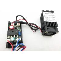 Quality 445nm 1000mW DC 12V Blue Dot Laser Module For Electrical Tools And Leveling for sale