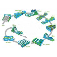 Wholesale Giant Inflatable Obstacle Course 5k Insane Inflatable Obstacle Course Games For Event from china suppliers