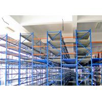 Wholesale Eco Friendly Multi Level Mezzanine Racking System Cold Room For Flagstaff Storage from china suppliers