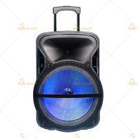 "Wholesale 8"" Trolley Portable PA Speakers 220V 50Hz Bluetooth Wireless for Museums from china suppliers"
