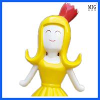Wholesale party celebratio fiberglass cartoon character statue flower fair movie character statueshotel mall display decoration from china suppliers