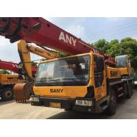 Wholesale Used SANY 25 Ton Truck Crane from china suppliers