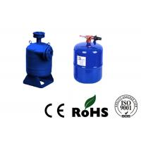 Buy cheap Horizontal Type High Pressure Heat Exchanger , Liquid Accumulator and Oil from wholesalers