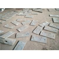 Buy cheap 1x9x18 High Cr ME15-1 Wear Plates Hardness More Than HB601 For Milling Industry from wholesalers