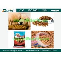Wholesale Professional Pet Food Extruder / Twin Screw Extruder FOR Dog , Cat , Fish from china suppliers