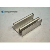 Wholesale Extruded Anodizing / Mill Finish Aluminium Window Profiles Aluminium Window Sections from china suppliers