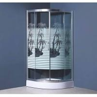 Buy cheap simple shower room shower enclosure shower cabin MBL-6113 from wholesalers