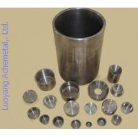 Wholesale Purity 99.95% molybdenum crucible or moly crucible or mo crucible for melting from china suppliers