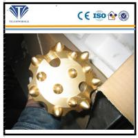 Wholesale Carbide Material DTH Drilling Tools Flat Spehrical DHD3.5 Drill Bit from china suppliers