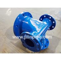 Quality Ductile iron pipe fittings, gost cross/tee for fire hydrant. for sale