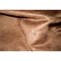Wholesale Moss Suede /Mock Suede/Mole Suede/Faux Suede from china suppliers