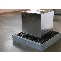Wholesale Polished Craft Stainless Steel Water Feature / Metal Water Features Fountains from china suppliers