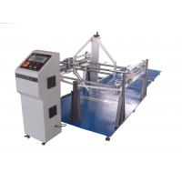 China Microcomputer Control Chair Castor Abrasion Resistance Furniture Test Machine on sale