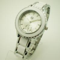 Wholesale High End Chic Design Alloy Quartz Watches with Jewelry Buckle for Women from china suppliers