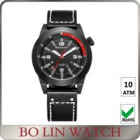 Wholesale Military Grade British Army Issue Watch , Black Dial Analog Military Time Watch from china suppliers