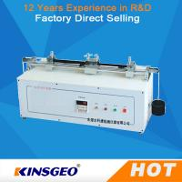 Wholesale AC 220V 50Hz 400W Portable Fabric / Textile Testing Equipment with Manual Automatic Operation from china suppliers