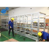 China OEM Aluminium Profile Automatic Lifter And Elevator For Logistic Moving for sale