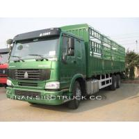Buy cheap SINOTRUK HOWO SERIES CARGO TRUCK from wholesalers