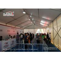 China 20x60m Aluminum Frame Exhibition Tent From LIRI TENT In China For Sale for sale