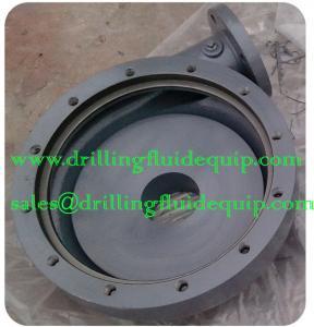 Buy cheap BETTER BAKER SPD Mud Hog 2.5 Centrifugal Pump Casing Housing Semi-open Impeller from wholesalers