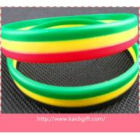 Custom Promotional Silicon Bracelet,Adjustable Silicon Wristband,Promotion Wrist Band for sale