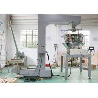 Quality Food Packing Machine Accessories Automatic Weighing Multihead Weigher for sale